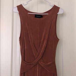 NWT MINKPINK front cross dress